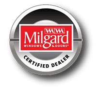 milgard certified dealer transparent